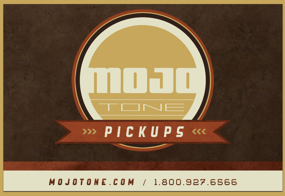 View Mojotone Guitar Pickups